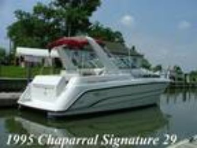 Chaparral Signature