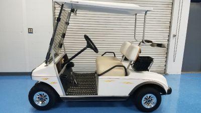 1987 Club Car DS 36VOLT TWO PASSENGER CLEAN
