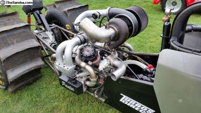 Pauter 86M x 108M engine