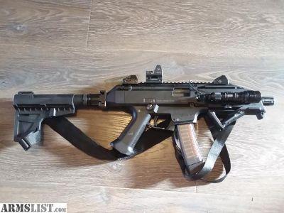 For Sale: CZ Scorpion