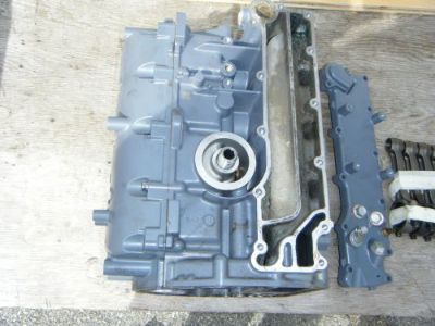 Sell Yamaha 40hp fourstroke block pistons rods motorcycle in Newark, Delaware, United States, for US $125.00