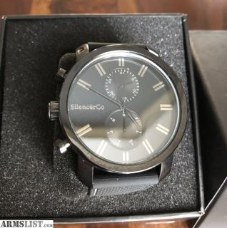 For Sale: Silencerco watch
