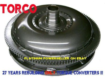 Purchase Torque Converter - Acura MDX 2003 up, Saturn Vue 2004 up, Honda Odyssey 2007 up motorcycle in Los Angeles, California, United States, for US $159.00