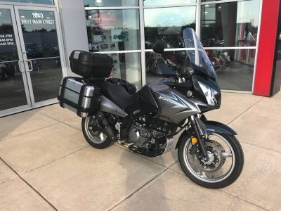 2009 Suzuki V-Strom 650 ABS Dual Purpose Motorcycles Troy, OH