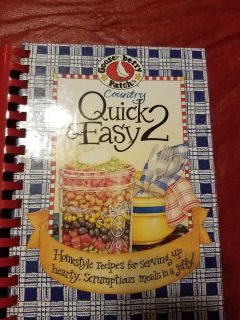 Cook Book. Like new.
