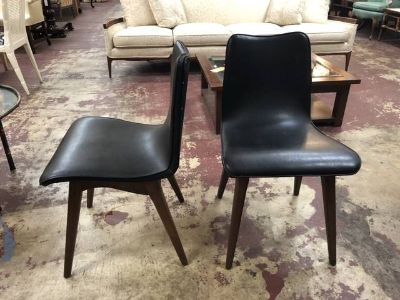 SALE! Vintage MCM Sligh Lowry Occasional chairs