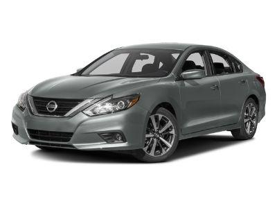2016 Nissan Altima 2.5 (Pearl White)