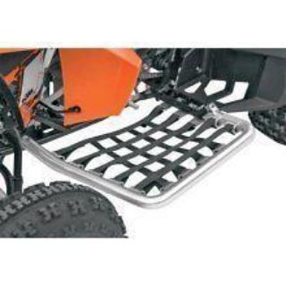 """Purchase DG Fat Series 1-1/2"""" Alloy Nerf Bars, Black- KTM 450/525 (2008-2009) motorcycle in Blackfoot, Idaho, US, for US $179.95"""