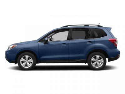 2014 Subaru Forester 2.5i Premium (Marine Blue Pearl)