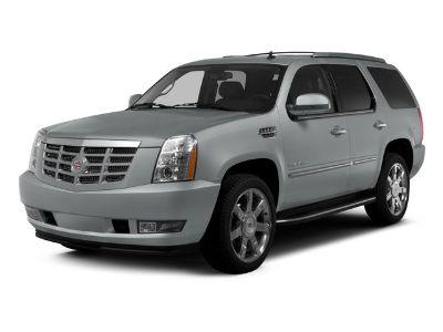 2014 Cadillac Escalade Platinum Edition (Black Raven)