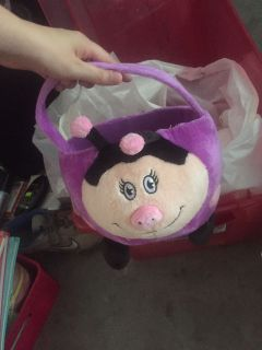 Pillow pets brand new Easter basket