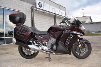2012 Kawasaki Concours 14 ABS Sport Touring Motorcycles Aurora, OH