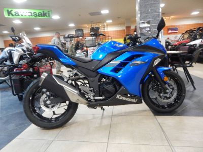 2017 Kawasaki Ninja 300 ABS Sport Motorcycles Concord, NH