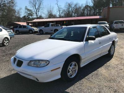 1998 Pontiac Grand Am SE (WHI)