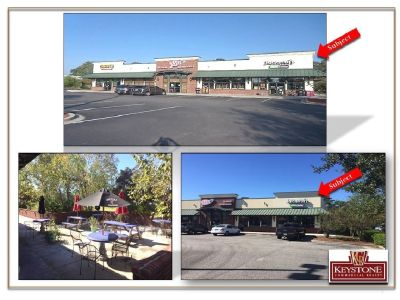 38th Avenue Plaza-RESTAURANT SPACE Available-Myrtle Beach, SC by Keystone Commercial Realty