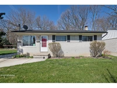 3 Bed 1 Bath Foreclosure Property in Madison Heights, MI 48071 - Dartmouth St