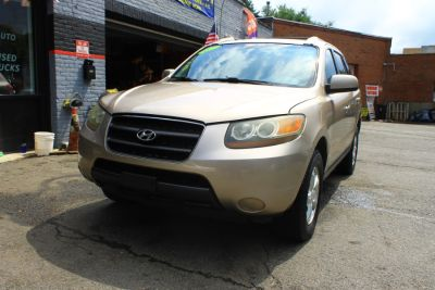 2007 Hyundai Santa Fe GLS (Silver)
