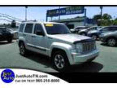 used 2008 Jeep Liberty for sale.
