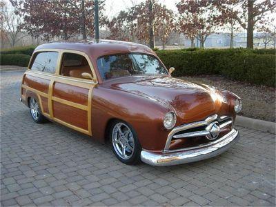 1950 Ford Wagon