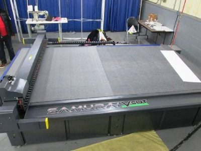 DGS Samurai V-Cut 5800 Digital Cutting Table RTR#6124957-02