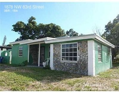 Single-family home Rental - 1878 NW 83rd Street