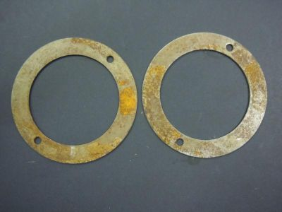 Sell 69-70 Shelby GT-350/500 Side Scoop Ducting Reinforcement Rings NOS motorcycle in Oconto, Wisconsin, US, for US $49.99