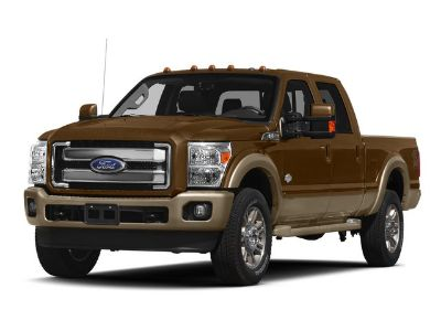 2015 Ford RSX King Ranch (Green)