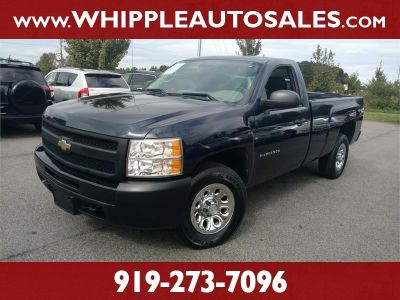 2010 Chevrolet Silverado 1500 Work Truck (Dark Blue)
