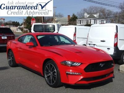 2018 Ford Mustang EcoBoost Fastback (race red)