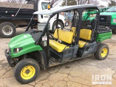 John Deere XUV550 4x4 Utility Vehicle
