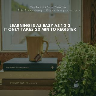 E & S Academy - Learning is as Easy as 1 2 3