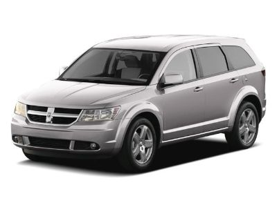 2010 Dodge Journey SE (Inferno Red Crystal Pearl)