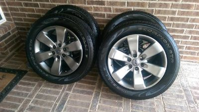 $500, Ford F-150 Wheels and Tire