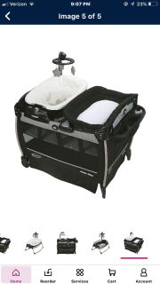 Graco Nearby Napper Pack n Play