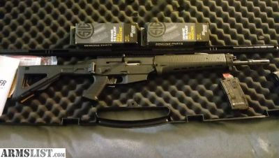 For Sale: Like new Sig 522