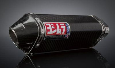 Buy Yoshimura TRC Stainless/Carbon Dual Slip-On Exhaust 09-11 Suzuki GSX-R1000 motorcycle in Ashton, Illinois, US, for US $793.80