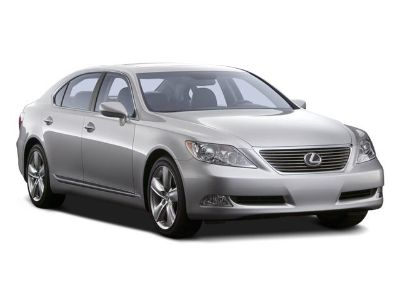 2008 Lexus LS 460 Base (Not Given)
