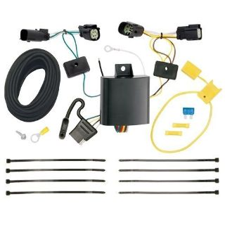 Purchase Draw-Tite Trailer Hitch Wiring Tow Harness For Ford Transit-150 2015 2016 motorcycle in Springfield, Ohio, United States, for US $52.00