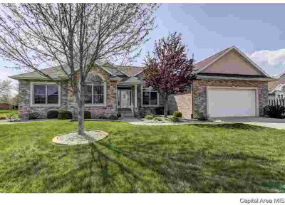 2305 Amber CT Springfield Five BR, Spectacular ranch home w