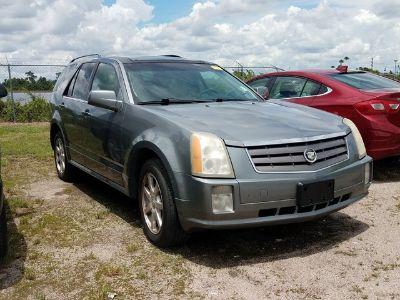 2005 Cadillac SRX Base (Moonstone)
