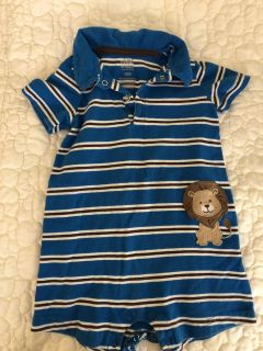 Carters 18 month Boys Romper