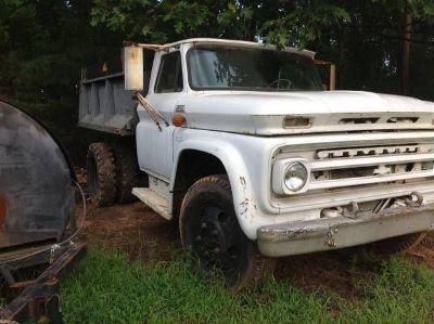 1965 Chevrolet C60 Dump Truck