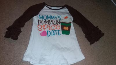 Size 6 love this. I forgot we had this and now its too small