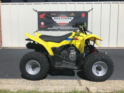 2019 Suzuki QuadSport Z90 Kids ATVs Greenville, NC