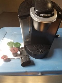 Keurig and reusable k-cups