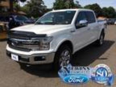 $49551.00 2018 FORD F-150 with 7565 miles!