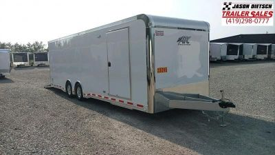2019 ATC 8.5X28 Car / Racing Trailer....STOCK AT-214713