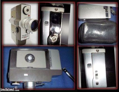 Vintage Cameras  $75.00 for all Three