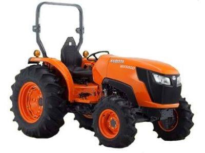 2015 Kubota MX5800 Tractors Lawn & Garden Bolivar, TN