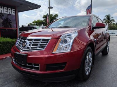 2013 Cadillac SRX Luxury Collection (RED)
